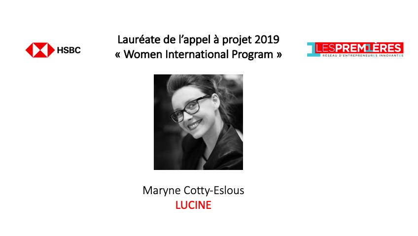 Maryne Cotty Eslous - Lucine