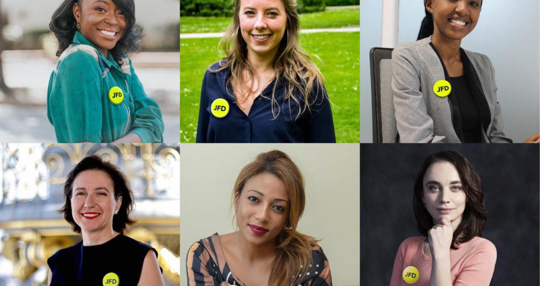 Lauréates des Margarets - Journée de la Femme Digitale JFD