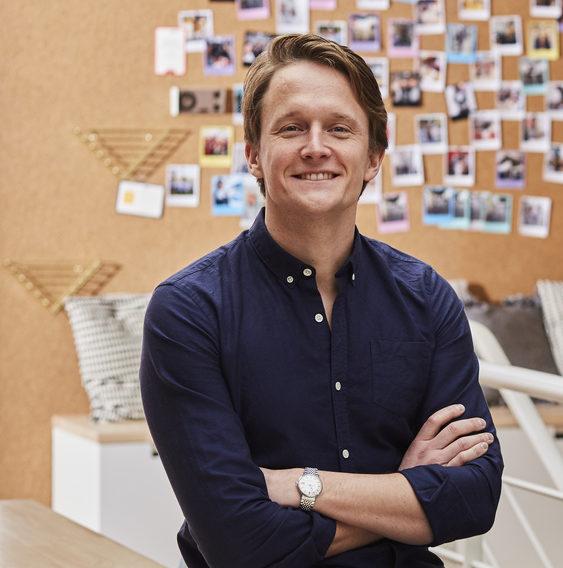 Interview Adrien Verhack