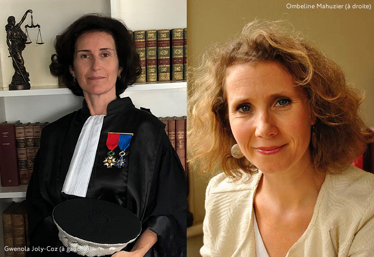 Femmes de justice