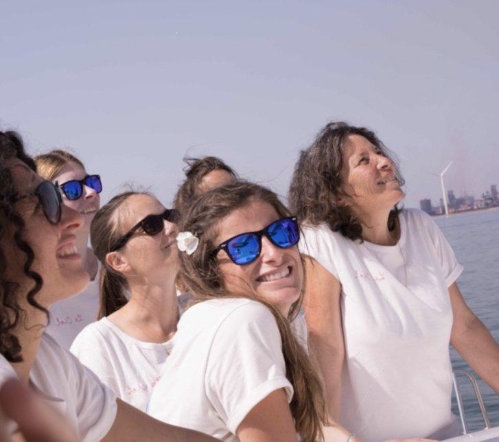 Earthship Sisters
