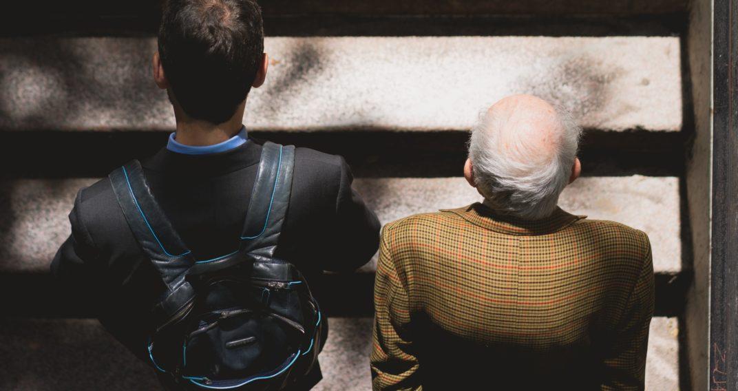 YES+ Personnes âgées isolées étudiants