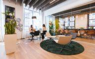 flex office entreprise